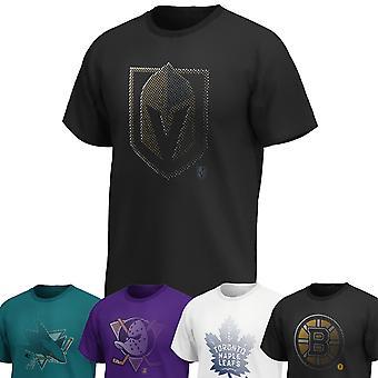 NHL Faded Logo Shirt - Bruins, Vegas, Ducks, Sharks, Leafs