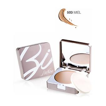 Defense Color Second Skin Compact Foundation 503 Honey 9 ml