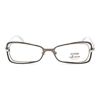 Ladies'Spectacle frame Guess Marciano GM125-GUNSI Grey (ø 51 mm)