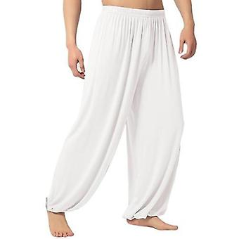 Summer Unisex, Casual Baggy Trouser- Boho Herem Pants