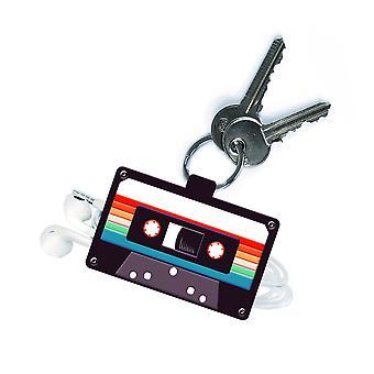 Mustard - rewind cassette cable tidy wrap