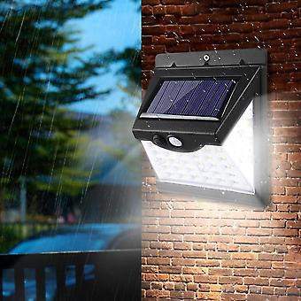 Led Solar Light Outdoor Lamp Pir Motion Sensor Waterproof Sunlight Powered