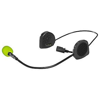 Twiins D2ハンズ無料オートバイスクーター Bluetooth電話ツインスピーカーヘッドセット