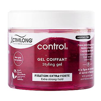 Activilong Control Extra-Strong Hold Styling Gel 300 ml - 10.15 fl.oz