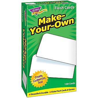 Make-Your-Own Skill Drill Flash Karten