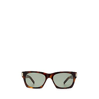 Saint Laurent SL 402 havana unisex Sonnenbrille