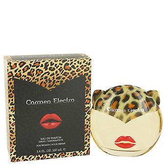Carmen Electra by Carmen Electra Eau De Parfum Spray 3.4 oz / 100 ml (Women)