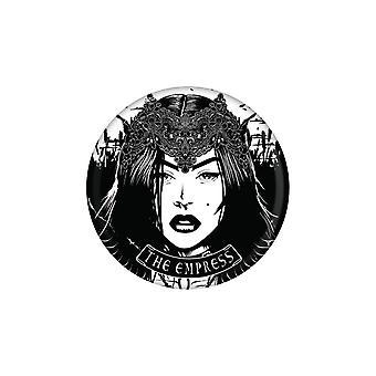 Insignia mortal del Tarot La Emperatriz