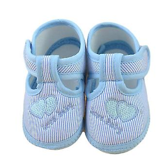 Newborn Boys Soft Sole Bird Scandal Shoes