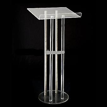 Reasonable Cleanacrylic Podium Pulpit