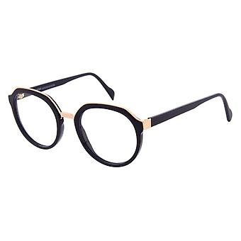 Andy Wolf Rizzi 01 Black-Rose Gold Glasses