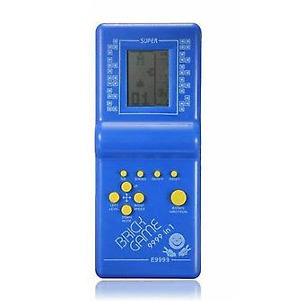 Handheld Machine Brick Game, Kids Console Toy With Music Playback, Retro Player