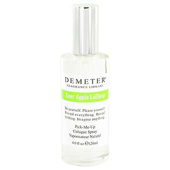 Demeter Sour Apple Lollipop Cologne Spray (formerly Jolly Rancher Green Apple) By Demeter 4 oz Cologne Spray