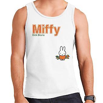 Miffy Holding Paint Brushes Men's Vest