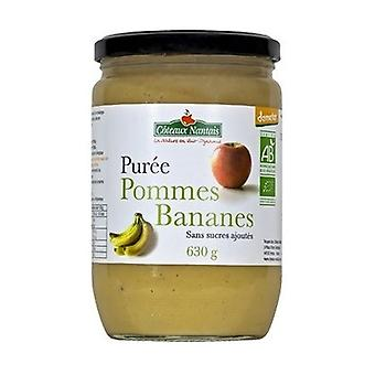 Banana Apple puree without sugar 630 g