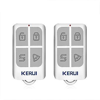 Wireless Portable Remote Control Kit For Home Security Alarm System