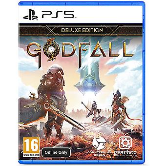 Godfall Deluxe Edition PS5 Game