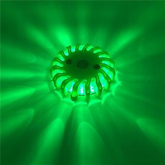 Led Road Red Safety Flare Lanternă Magnet, Intermitent de avertizare Night Lights &