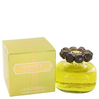 Covet Eau De Parfum Spray By Sarah Jessica Parker 3.4 oz Eau De Parfum Spray