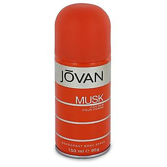 Jovan Musk Deodorant Spray By Jovan 5 oz Deodorant Spray