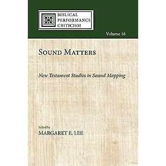 Sound Matters by Margaret E Lee - 9781532649967 Book