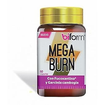 Biform Mega Burn 60 Capsules