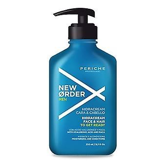 Periche Cheveux et huile de barbe pour hommes 250 ml