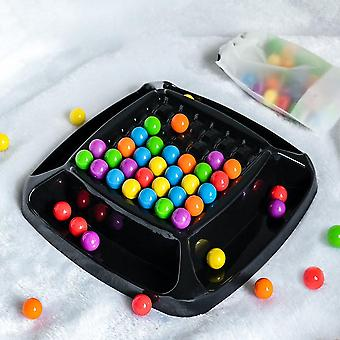 Rainbow Ball Matching Game (multicolor)