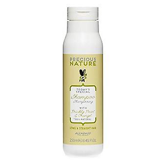 Shampooing Precious Nature Long & Straight Hair Alfaparf Milano (250 ml)