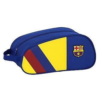 Matkatossuteline F.C. Barcelona Sininen Polyesteri