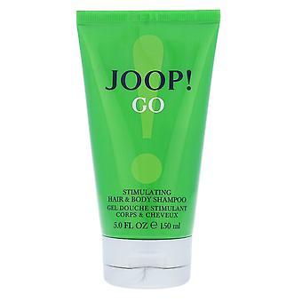 Joop Go Homme Hår och Kroppsschampo 150ml