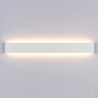 HanFei Wandleuchte Innen LED 90CM Wandlampe Nach unten Wandbeleuchtung 30W Warmwei 3000K Wandlicht