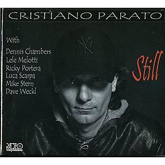 Parato, Cristiano med Chambe - fortfarande [CD] USA import
