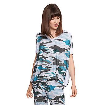 Féraud Casual Chic 3211044-11574 Women's Camouflage Pyjama Top