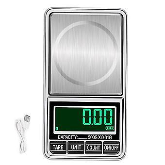 300g LED Portable Mini Pocket Jewelry Scale