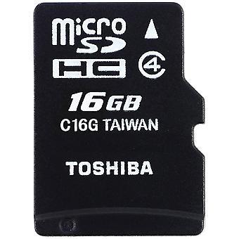 FengChun HIGH SPEED M102 Micro SDHC 16GB Klasse 4 Speicherkarte (bis zu 4MB/s lesen)