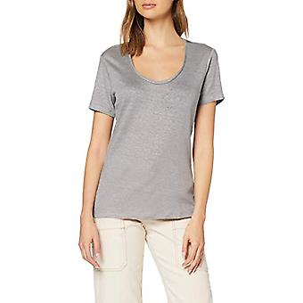 G-STAR RAW Djup Kortärmad T-Shirt, mångfärgad (Shadow 1043-992), X-Small Woman
