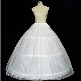 Barnas Petticoat For, Crinoline Underskirt Bryllup Prom Kjole