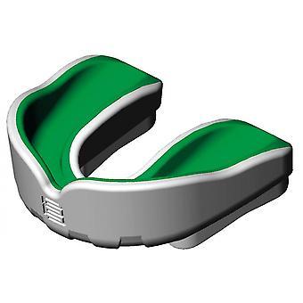 Makura Ignis Pro Mouthguard Senior White/Green