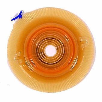 Coloplast Colostomy Bariera Assura Trim pentru a se potrivi, Standard Wear Pectin Pectin Pe bază de cod roșu sintetic Resin 3 / 4 la 1-, Convex 5 Count