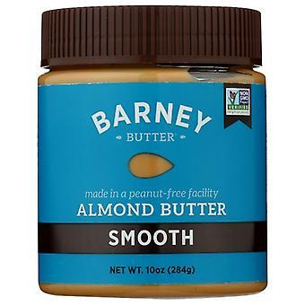 Barney Butter Nut Bttr Almnd Smooth, Case of 6 X 10 Oz