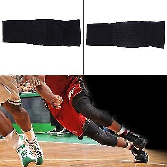 Kinder Erwachsene Crashproof Pad Basketball Bein Knie Langarm Schutzausrüstung