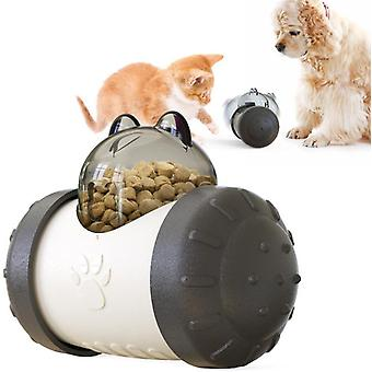 Cat Toys For Indoor Interactive, Pet Tumbler Swing Toy