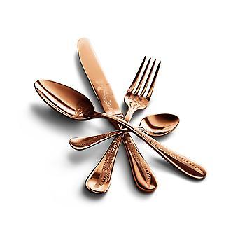Mepra Caccia Bronzo 5 pcs flatware set