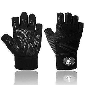 Bicycle bike gloves workout gloves breathable weightlifting gym gloves training exercise fitness gloves