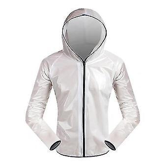 Polkupyörän pelipaidat ulkona sateenkestävä takki vedenpitävä puettava pyöräilytakki tuulenpitävä mukava vaatteet sadetakki