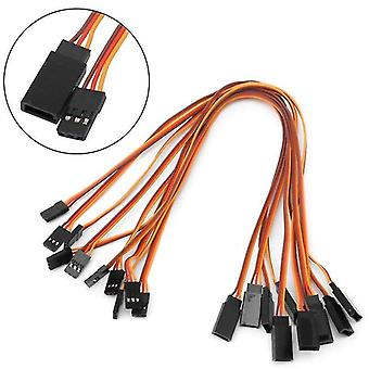 Remote controls servo extension cable 3 pin female to male connector for rc car helicopter