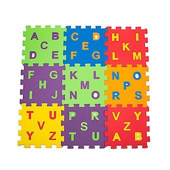 Matrax Eva Puzzle, Play Mat, Alphabet Learning Toys,  Bpa Free, Educational Kids Toy