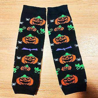Baby Leg Warmers Knee Pads Knitted Warm Leggings Socks
