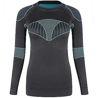 Women Ski Thermal Underwear Top Sports Quick-dry Shirts/jackets